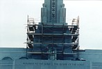 Redlands Temple Easter 2003 Steeple Base Scaffolding